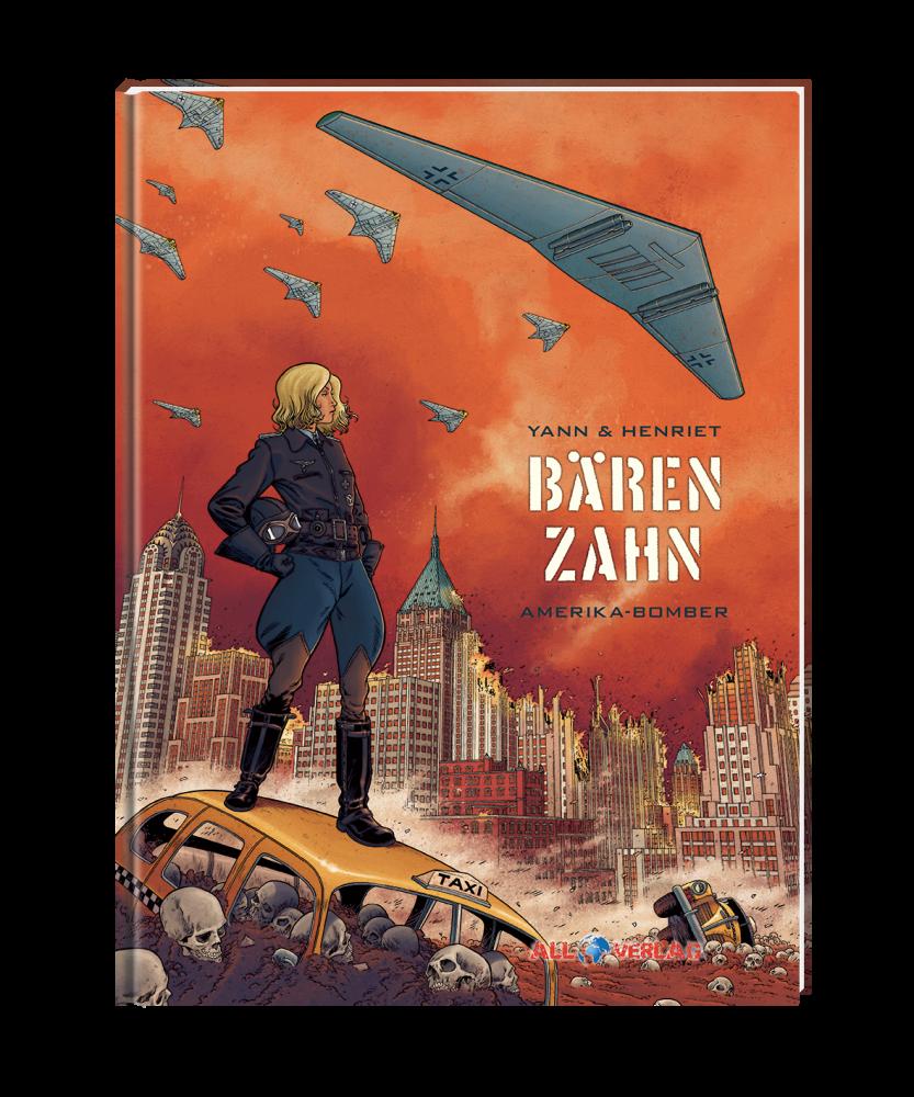 Bärenzahn 4 - Amerikabomber