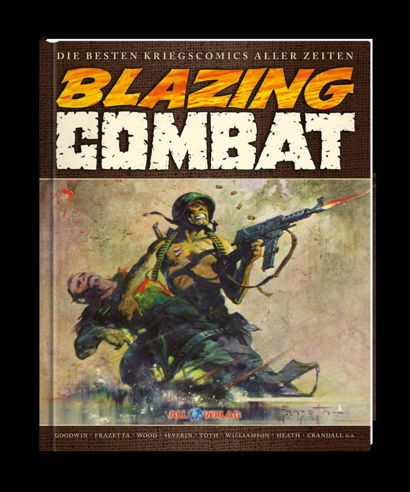 Blazing Combat (Gesamtausgabe) VZA