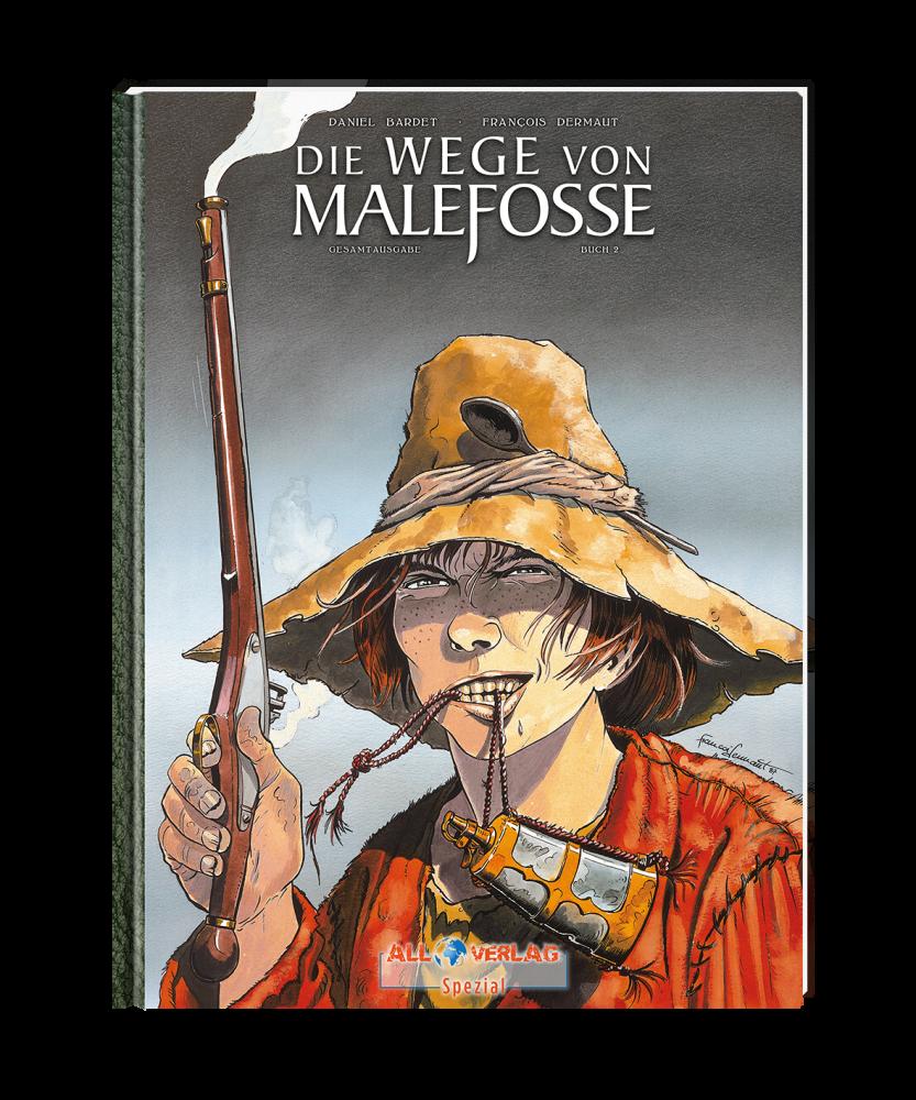 Wege von Malefosse - 2. Buch VZA (Gesamtausgabe)