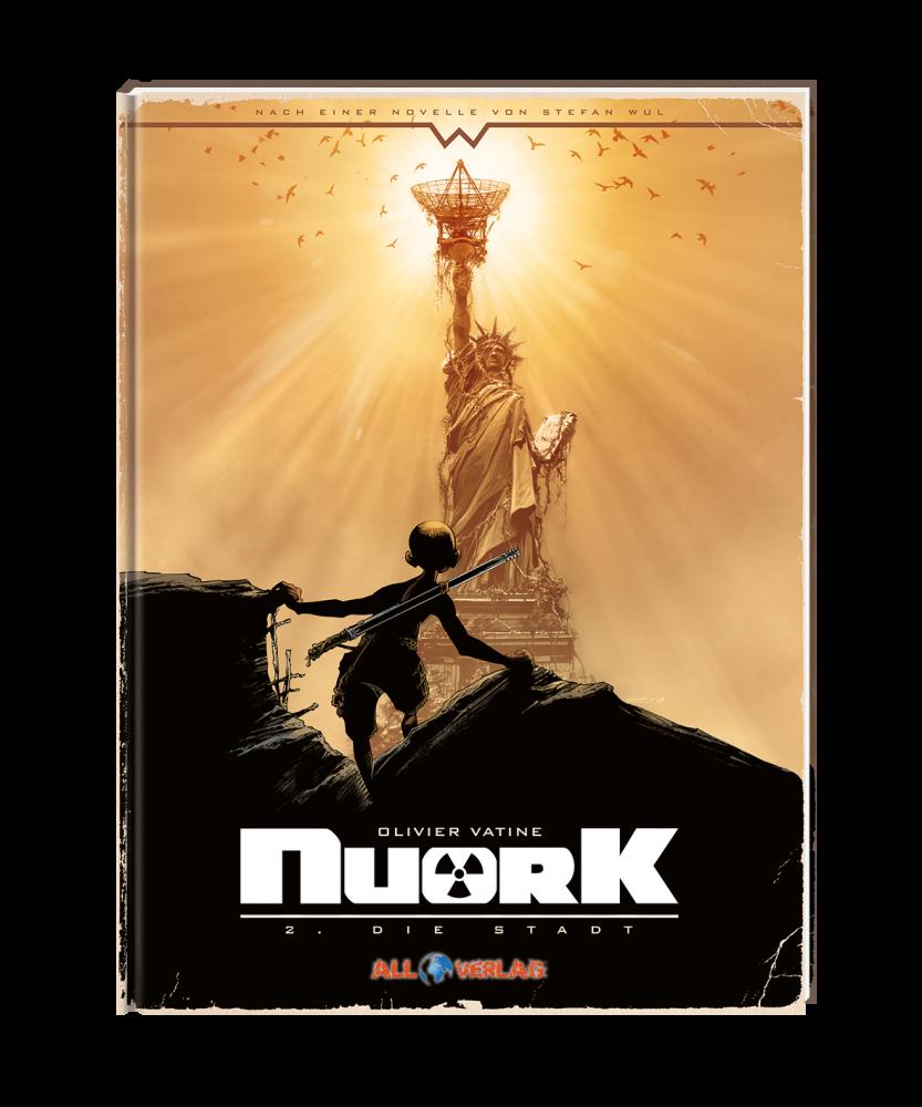 Nuork 2 - Die Stadt
