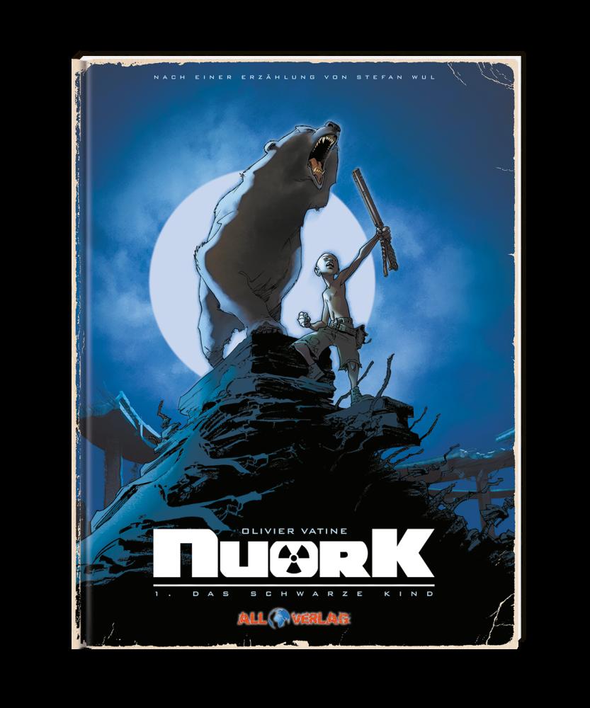 Nuork 1 - Das schwarze Kind
