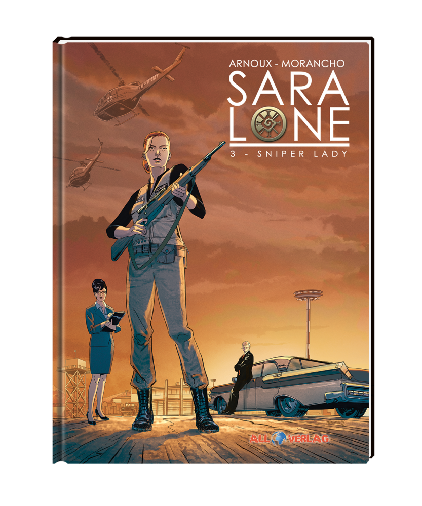 Sara Lone 3 VZA - Sniper Lady