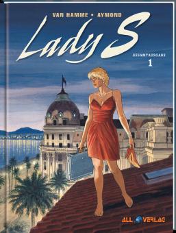Lady S. 1. Zyklus - Gesamtausgabe