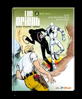 Luc Orient 2 - Die gefrorenen Sonnen