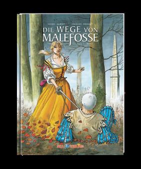 Wege von Malefosse - 3. Buch (Gesamtausgabe)