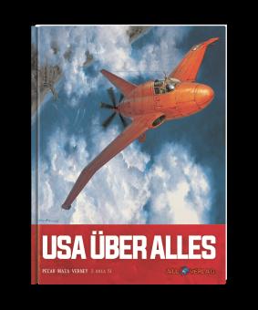 USA über alles 2 - Area 51
