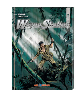 Wayne Shelton - Buch 2 (Gesamtausgabe)
