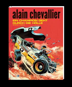 Alain Chevallier 1 VZA - Ein Champion geht durch die Hölle
