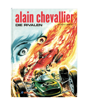 Alain Chevallier 8 VZA - Die Rivalen