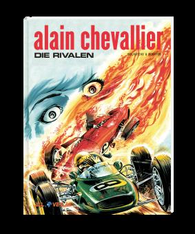 Alain Chevallier 8 - Die Rivalen