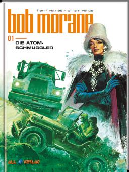 Bob Morane 1 VZA - Die Atom-Schmuggler