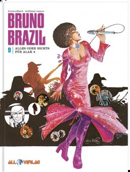 Bruno Brazil 9 - Alles oder nichts   für Alak 6