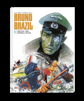 Bruno Brazil 1 - Der Hai, der zweimal starb