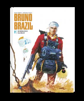 Bruno Brazil 2 - Kommando Kaiman