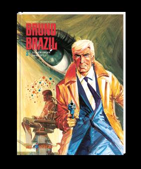 Bruno Brazil 3 - Augen ohne Gesicht