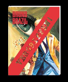 Bruno Brazil 3 VZA - Augen ohne Gesicht