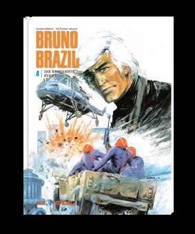 Bruno Brazil 4 - Die erstarrte Stadt