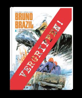 Bruno Brazil 4 VZA - Die erstarrte Stadt
