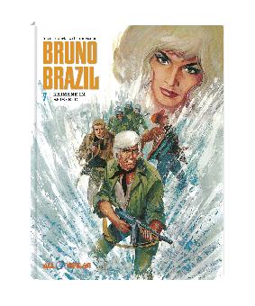 Bruno Brazil 7 - Kaimane im Reisfeld