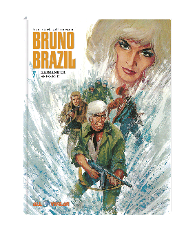 Bruno Brazil 7 VZA - Kaimane im Reisfeld