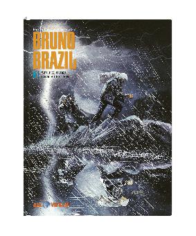 Bruno Brazil 8 VZA - Sturm über den Aleuten
