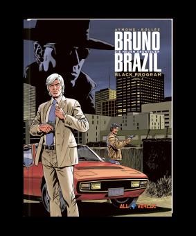 Bruno Brazil - Neue Abenteuer 1 - Black Program