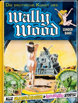 erotische Kunst des Wally Wood  VZA
