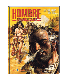 Hombre - Buch 2 (Gesamtausgabe)