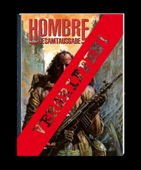Hombre - Buch 2 VZA (Gesamtausgabe)