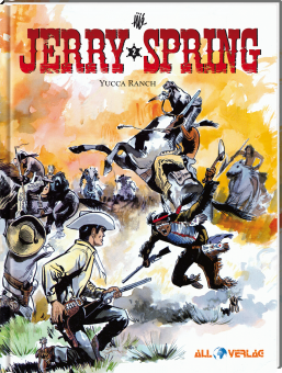 Jerry Spring 2 - Yucca Ranch