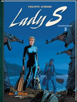 Lady S. 3. Zyklus VZA - Gesamtausgabe