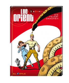 Luc Orient 1 - Die Feuerdrachen