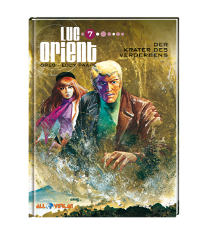 Luc Orient 7 VZA - Der Krater des Verderbens