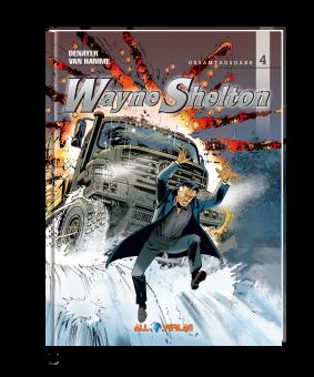 Wayne Shelton - Buch 4 (Gesamtausgabe)