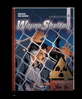 Wayne Shelton - Buch 4 VZA (Gesamtausgabe)