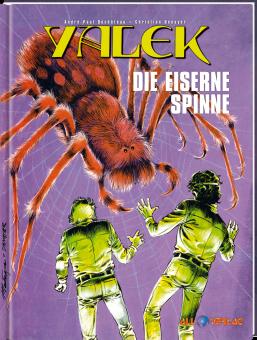 Yalek 2 - Die eiserne Spinne