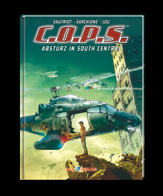 C.O.P.S. 2 VZA - Absturz in South Central