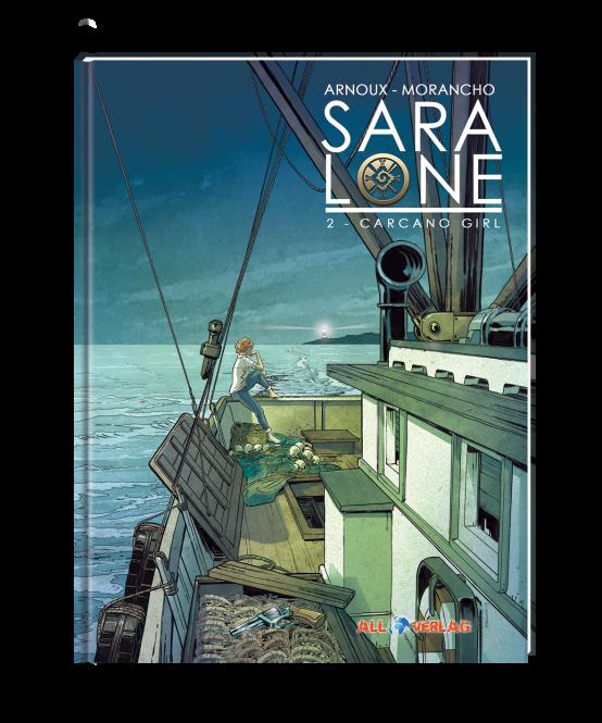Sara Lone 2 - Carcano Girl