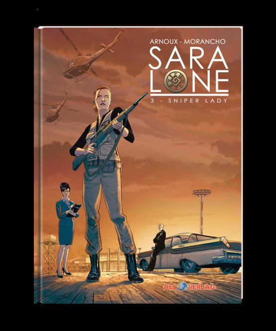 Sara Lone 3 - Sniper Lady