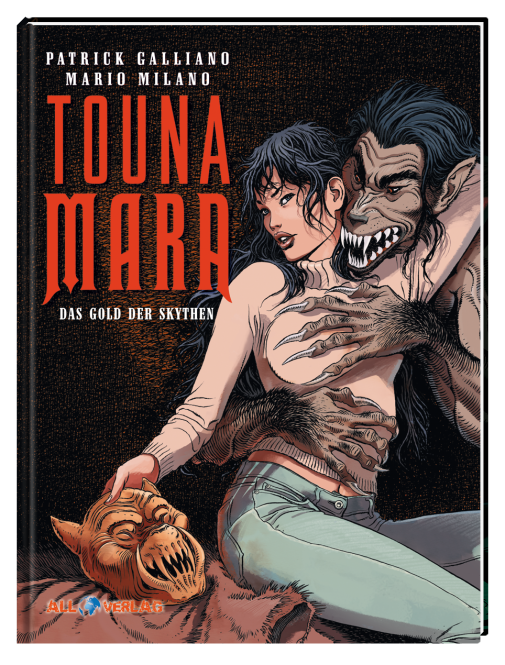 Touna Mara 2 VZA - Das Gold der Skythen