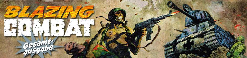 Banner 007 Blazing Combat