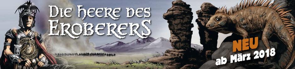 Banner 003 Die Heere des Eroberers
