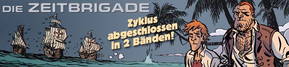 Banner 020 Die Zeitbrigade